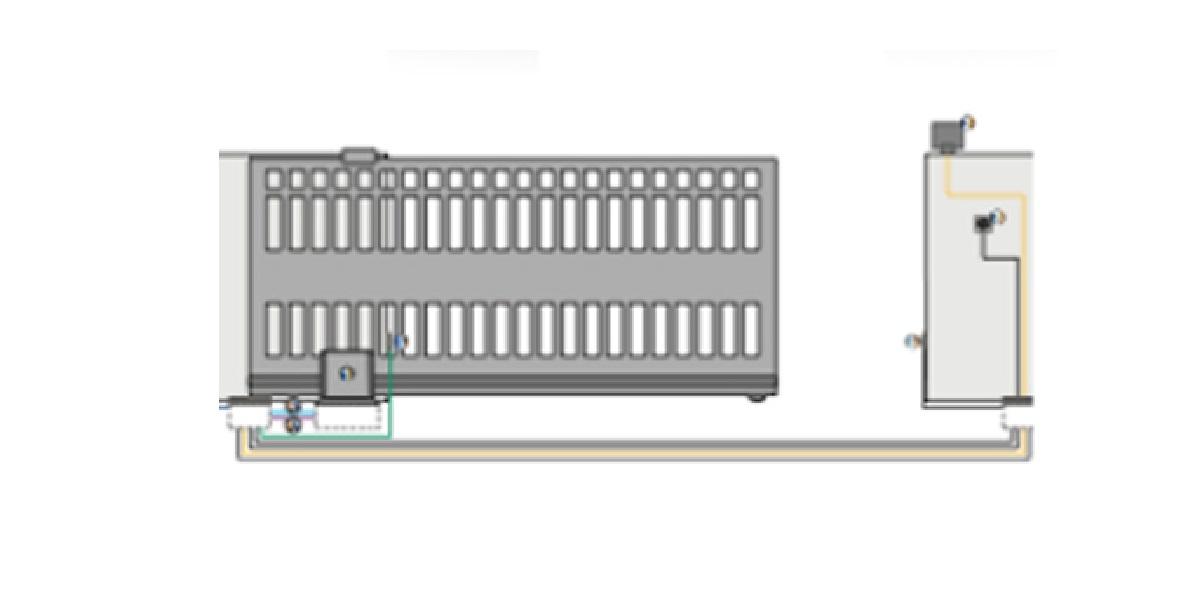 Kayar Kapı Motorları    SBR Mühendislik
