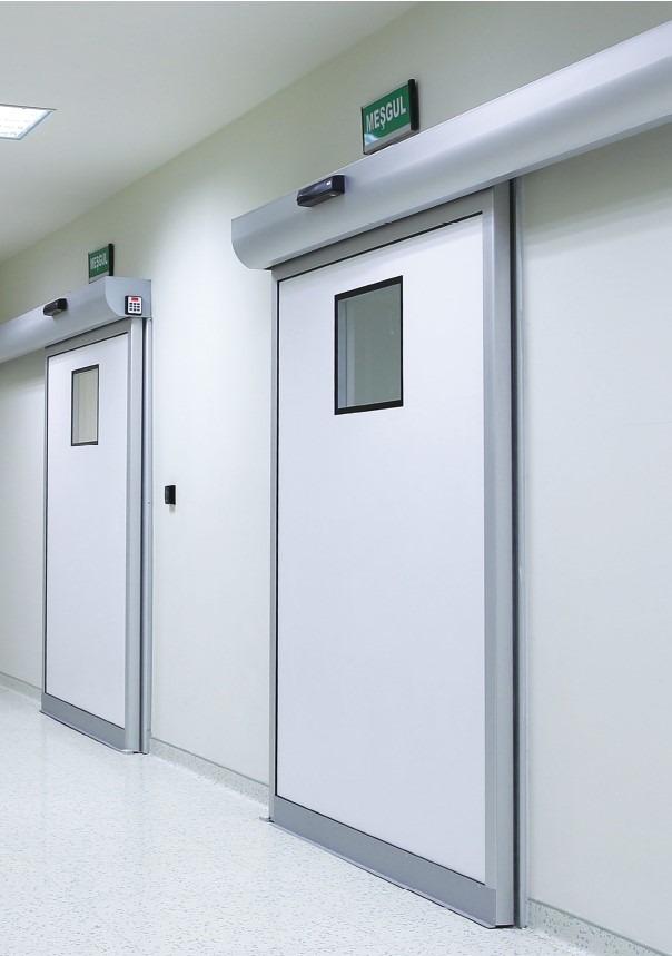 Hermetik Kapılar || SBR Mühendislik