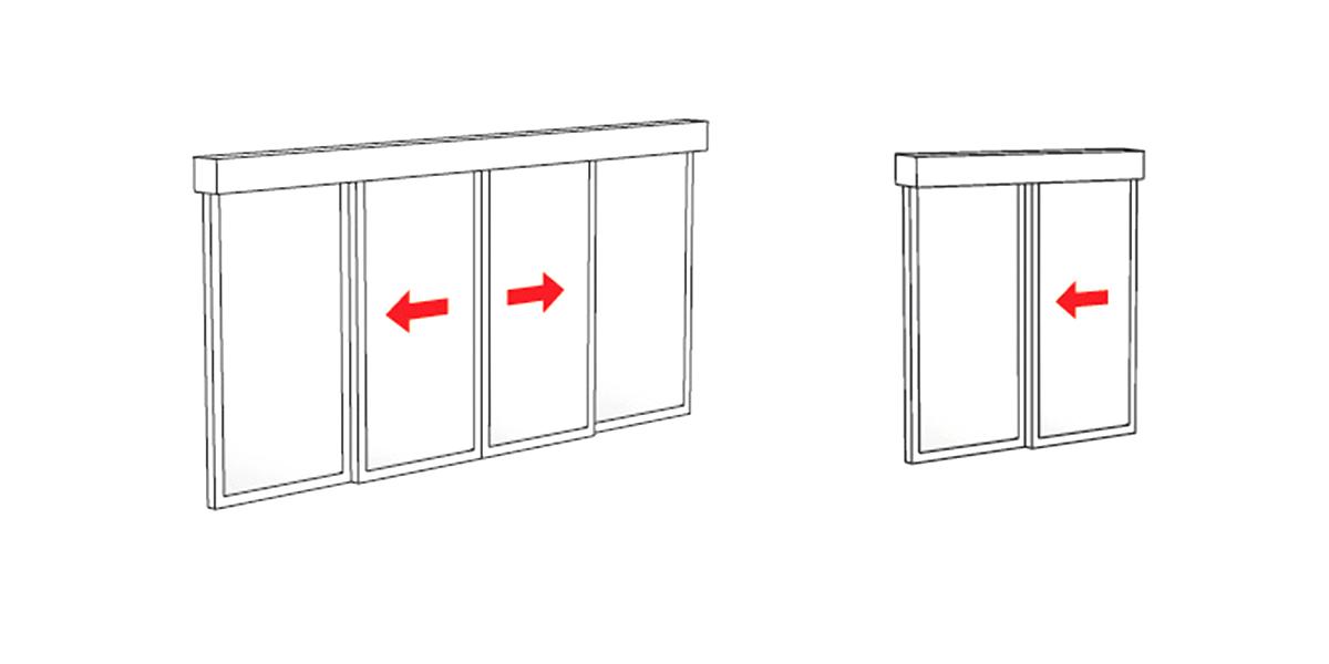 Kayar Radarlı Kapılar || SBR Mühendislik