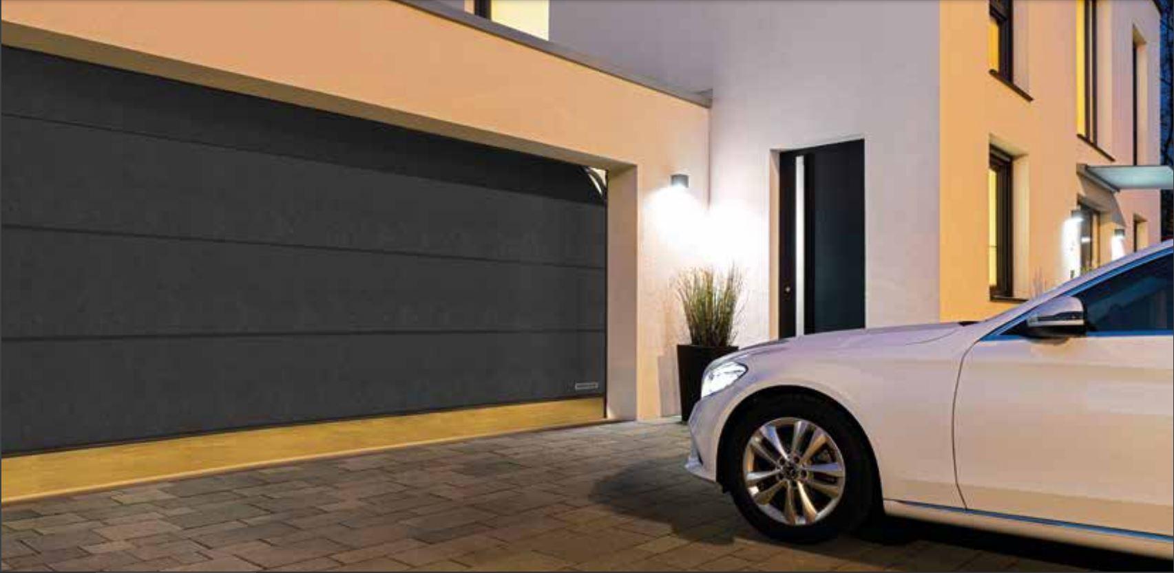Garaj Kapıları || SBR Mühendislik