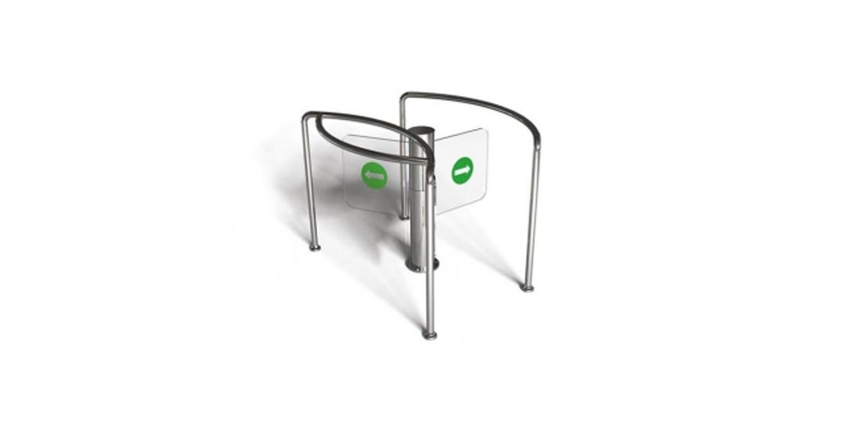 Swing Gate Turnikeleri || SBR Mühendislik