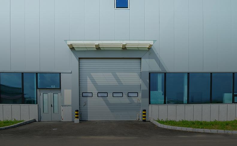 Endüstriyel Tesislere Yönelik Kapı Çözümleri || SBR Mühendislik